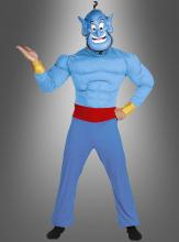 Genie Costume Aladdin Disney