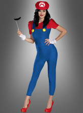 Super Mario Female Plumber