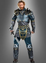 Warcraft Lothar Muscle Costume