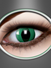 3 Month Contact Lenses Anaconda green