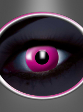 1 Month Contact Lenses UV Flash Pink