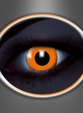 1 Month Contact Lenses UV Flash Orange