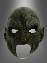 Ork Maske grün