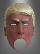 Trump Latexmaske braungebrannt