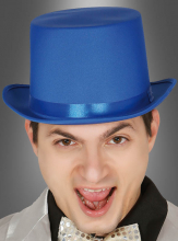 Top Hat blue