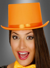 Top Hat orange