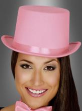 Zylinder Hut rosa