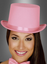 Top Hat pink