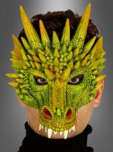 Drachenmaske für Erwachsene