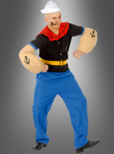 Strong Sailor Costume for Men