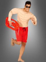 Rettungsschwimmer Herrenkostüm
