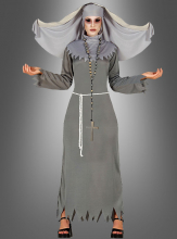 Possessed Nun Costume