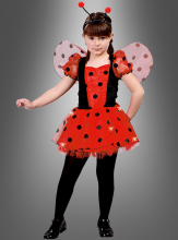 Lady Bug Children Costume