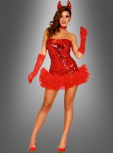 Sexy Devil Woman Costume