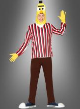Berti mit Streifenshirt