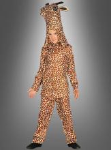 Giraffe Childrens Costume