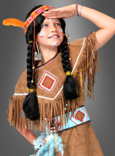 Little Nativ Indian Squaw