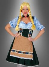 Dirndl Heidi costume