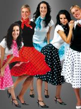 Polkadot Skirt 50s