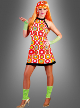 60s Retro Dress Blossom