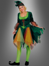 Silvan Elf Costume