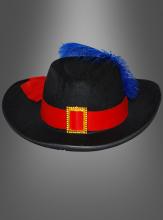 musceteer hat