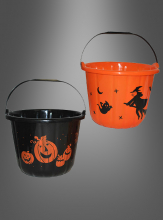 Halloween Trick or Treat Bucket