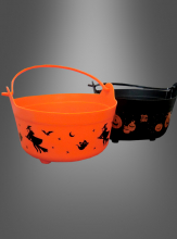 Halloween Trick or Treat Cauldron