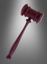 Hammer für Richter