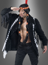 Indian Jacket black