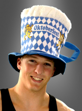 Bayrischer Bierkrug Hut