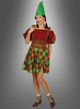 Zwergenfrau Kostüm