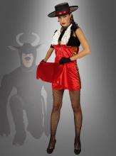 Sexy Spain Lady Matador costume