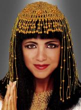 Kleopatra Kopfschmuck gold