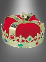 Krone für Märchenkostüme