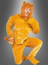 Macho Lion animal costume
