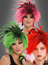 80s Punk wig