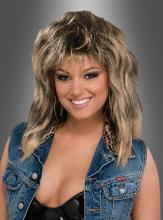 80s Groupie Wig