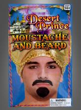 Bartset Wüstenprinz Scheich Sultan