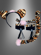 Deluxe tiger set