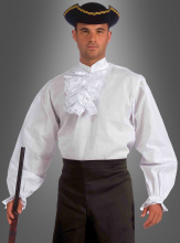 Colonial Times Ruffled Shirt