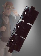 Steampunk Gürtel mit Taschen