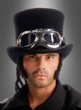 Fliegerbrille Steampunk