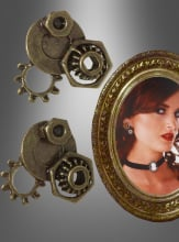 Earrings Steampunk