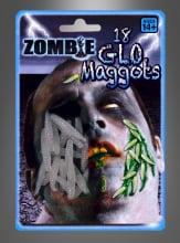 Maden für Zombiegesicht