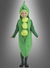 Peas Children Costume