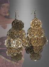 Mysterious Gypsy Earrings