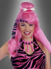 Pink Prehistoric wig