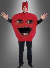 Annoying Orange Apfel Kostüm für Erwachsene