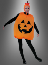 Pumpkin Children Costume